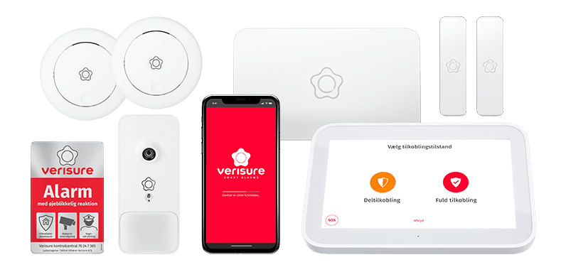 Verisure Home GSM alarm